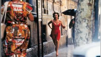 Filmstill aus «L'amore molesto», der Verfilmung von Mario Martone von 1995, nominiert für die Goldene Palme am Filmfestival von Cannes desselben Jahres.