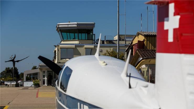 Das Personal der Skyguide will streiken – Grenchen ist nicht betroffen, hat aber auch grosse Probleme.