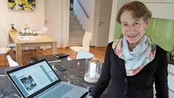 Annie Deiss hat 370 Seiten an Lebensgeschichten und über 700 historische Bilder zusammengetragen.