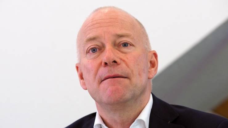"""Martin Wey sagt nach dem Budget-Nein: """"Natürlich bin und der Stadtrat enttäuscht über den Volksentscheid. Er ist aber zu akzeptieren."""""""