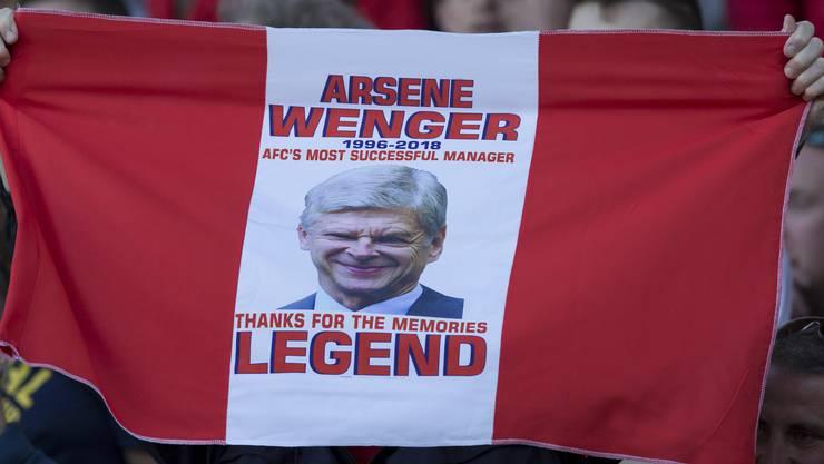 Am Sonntag endete die Ära von Arsène Wenger bei Arsenal London.