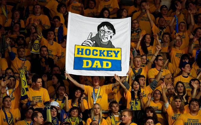 Als «Hockey Dad» bezeichneten die HCD-Fans den Trainer, der 22 Jahre für den Eishockeyclub tätig war.