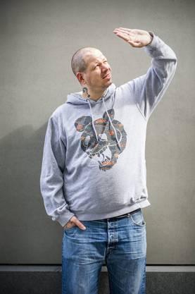 Rapper Gimma bedauert die Wandlung von Haldenstein zur Schlafgemeinde.