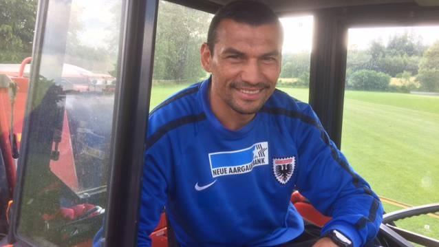 FCA-Platzwart Gil zum Spiel CH-Brasilien