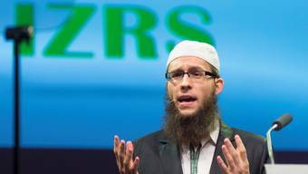 Qaasim Illi, Vordenker des Islamischen Zentralrats.