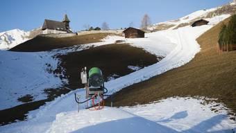 Skigebiete: Wie siehts mit dem Schnee aus?
