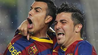 Real Madrid und Barcelona trennen sich 1-1