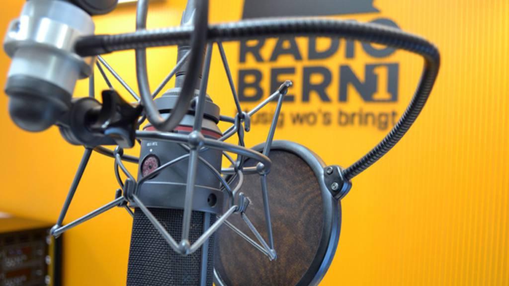 Radio Bern1 Livestream aus dem Studio