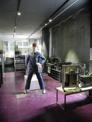 Auf 120 Quadratmetern konnte das Wagi-Museum in einem Gebäude auf dem ehemaligen Fabrikgelände eingerichtet werden.