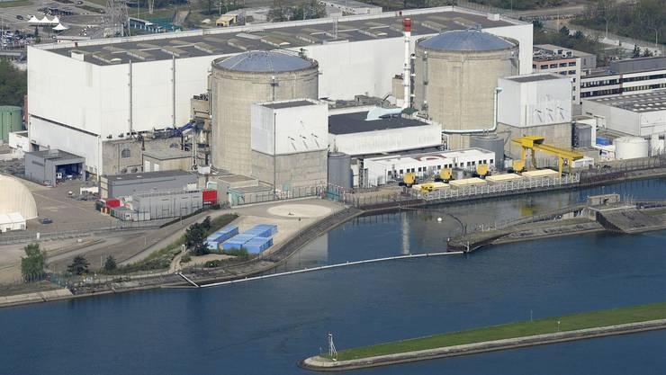 Die Schliessung des Atomkraftwerks wird verschoben.