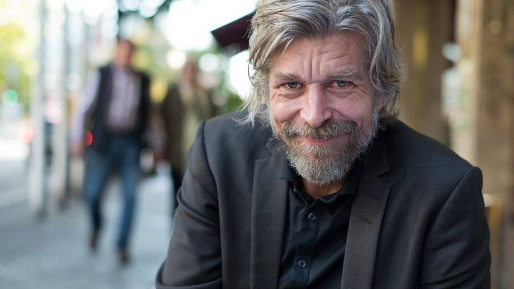 Der Schriftsteller Karl Ove Knausgård hat ein neues Projekt (Archiv)