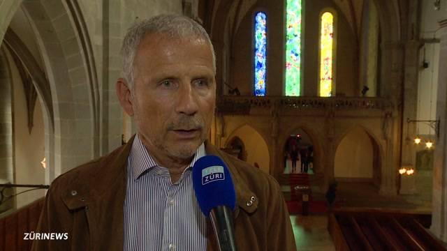 Kirche Fraumünster bittet zur Kasse