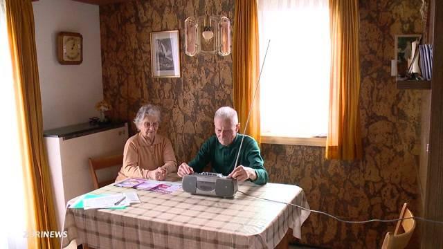 Rentner-Ehepaar kämpft gegen Billag-Gebühren an