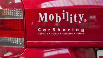 Hat mehr Kunden dazugewonnen: Die Carsharing-Genossenschaft Mobility (Archiv)