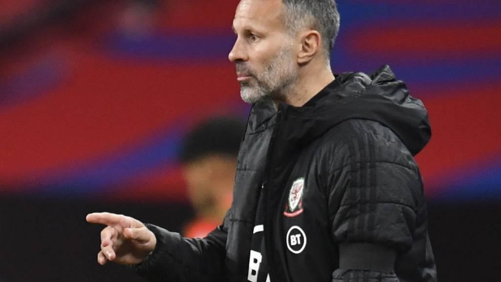 Ryan Giggs amtet seit Januar 2018 als Nationaltrainer von Wales