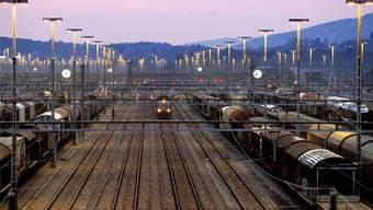 Das beim Rangierbahnhof Limmattal geplante Gateway soll aus dem Richtplan gestrichen werden.