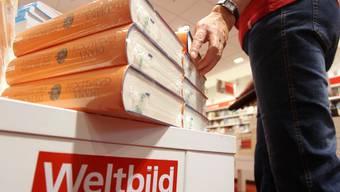 Weltbild-Schweiz-Chefin Rita Graf zeigt sich zuversichtlich.