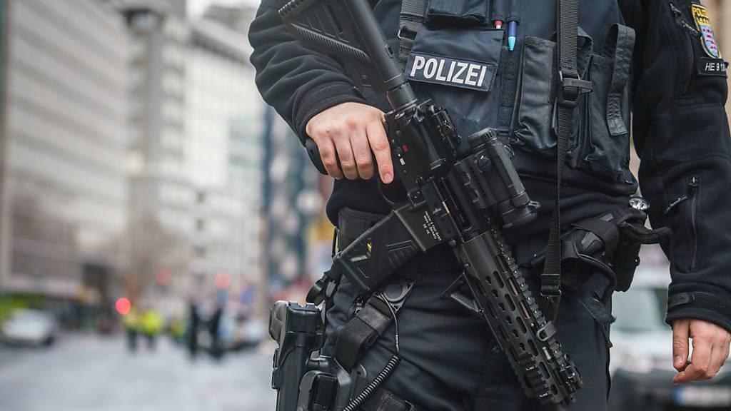 Drei Syrer in Deutschland festgenommen - Anschlag vereitelt?