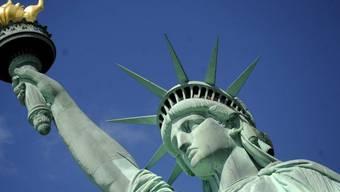 Für viele US-Bürger nimmt Einfluss der Weltmacht USA ab (Archiv)