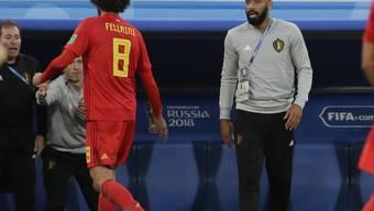 Thierry Henry bleibt dem belgischen Nationalteam erhalten