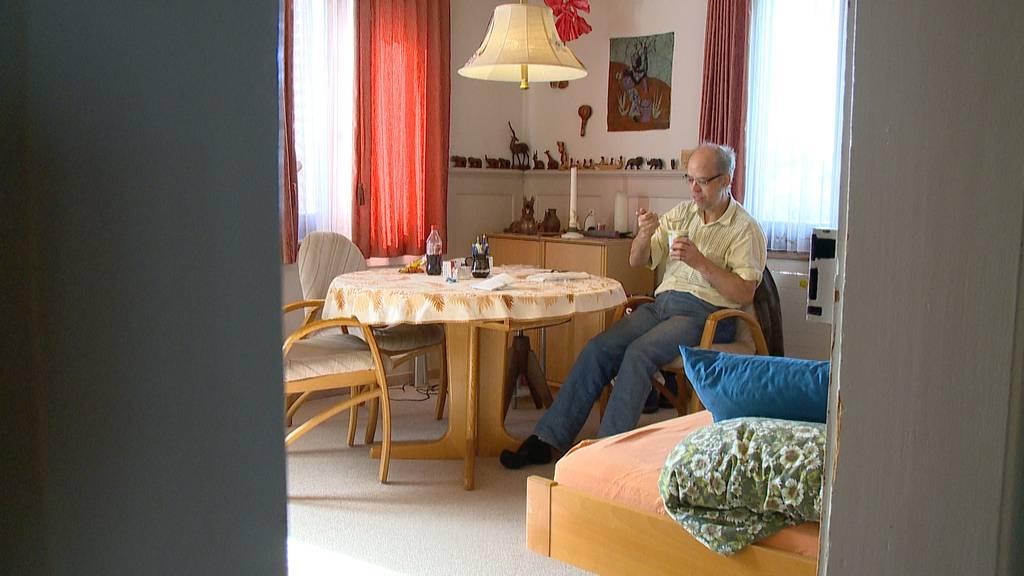 Happy End: Künzlers in neuer Wohnung angekommen
