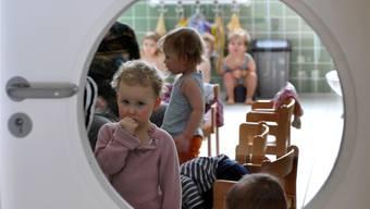 Die Aargauer Regierung will auch bei der zweiten Lesung das kantonale Kinderkrippengesetz in der ursprünglich vorgelegten Form durchboxen.