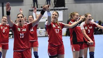 Frauen-Handballnati siegt wieder
