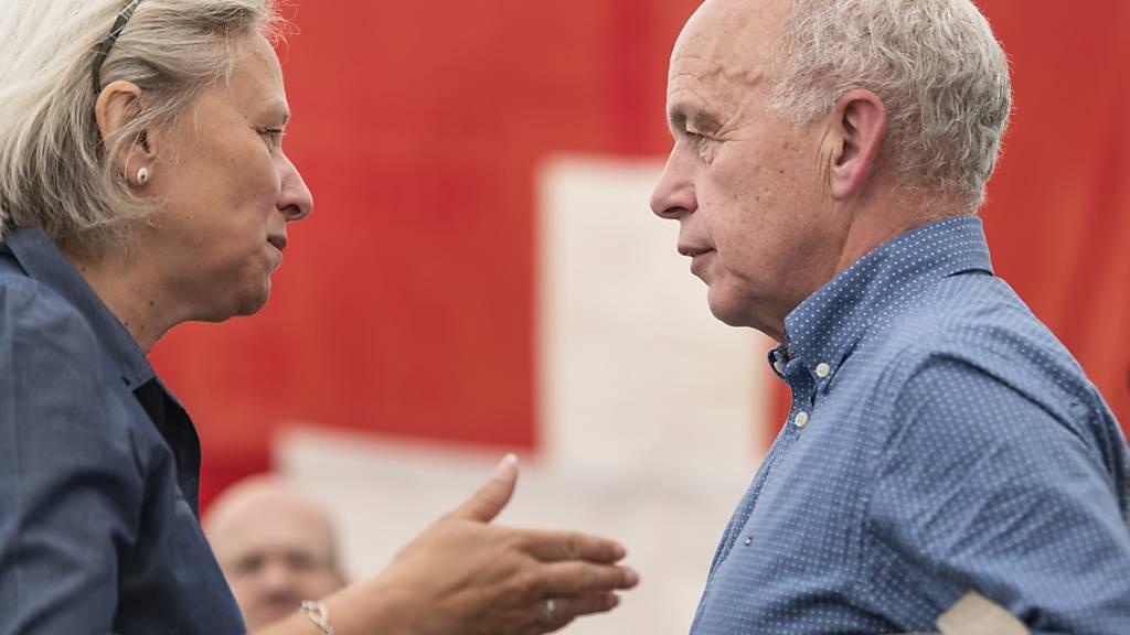Stellvertretende SVP-Generalsekretärin Silvia Bär hat gekündigt
