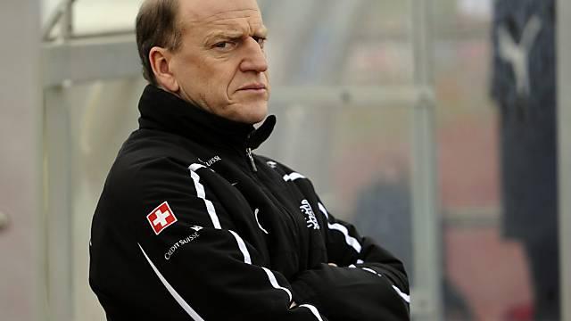 Heinz Moser darf mit dem Los zufrieden sein