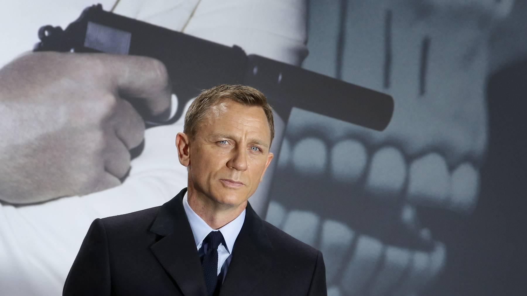 Neuer Trailer zum letzten James-Bond-Film mit Daniel Craig.