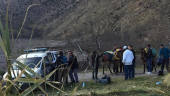 Die beiden Rucksack-Touristinnen aus Skandinavien wurden im Dezember beim Zelten im Atlas-Gebirge im Nationalpark Toubkal südlich von Marrakesch ermordet. (Archivbild)