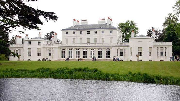 Frogmore Cottage: Die offizielle Residenz der Sussex Royals.