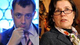 Nebenamtliche Richter oder Kantonsrat? Barbara Streit-Kofmel und Thomas A. Müller haben ihren Entscheid an sich bereits vor der Volksabstimmung vom 23. September gefällt.