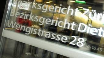 Bankräuber vor Bezirksgericht Zürich (Symbolbild)