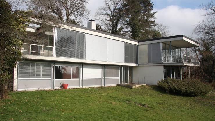 Die Villa wurde 1961 erbaut und seither kaum verändert
