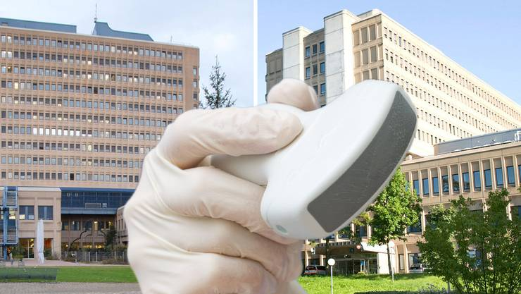 Die Aargauer Kantonsspitäler streiten sich um Pionierrolle im Kampf gegen Prostatakrebs mit dem neuen «hochintensiven fokussierten Ultraschall»