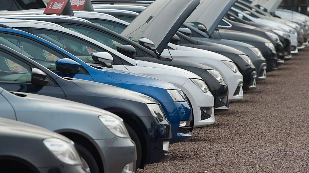 Einbruch im Neuwagenmarkt verhilft Occasionen zu neuem Glanz