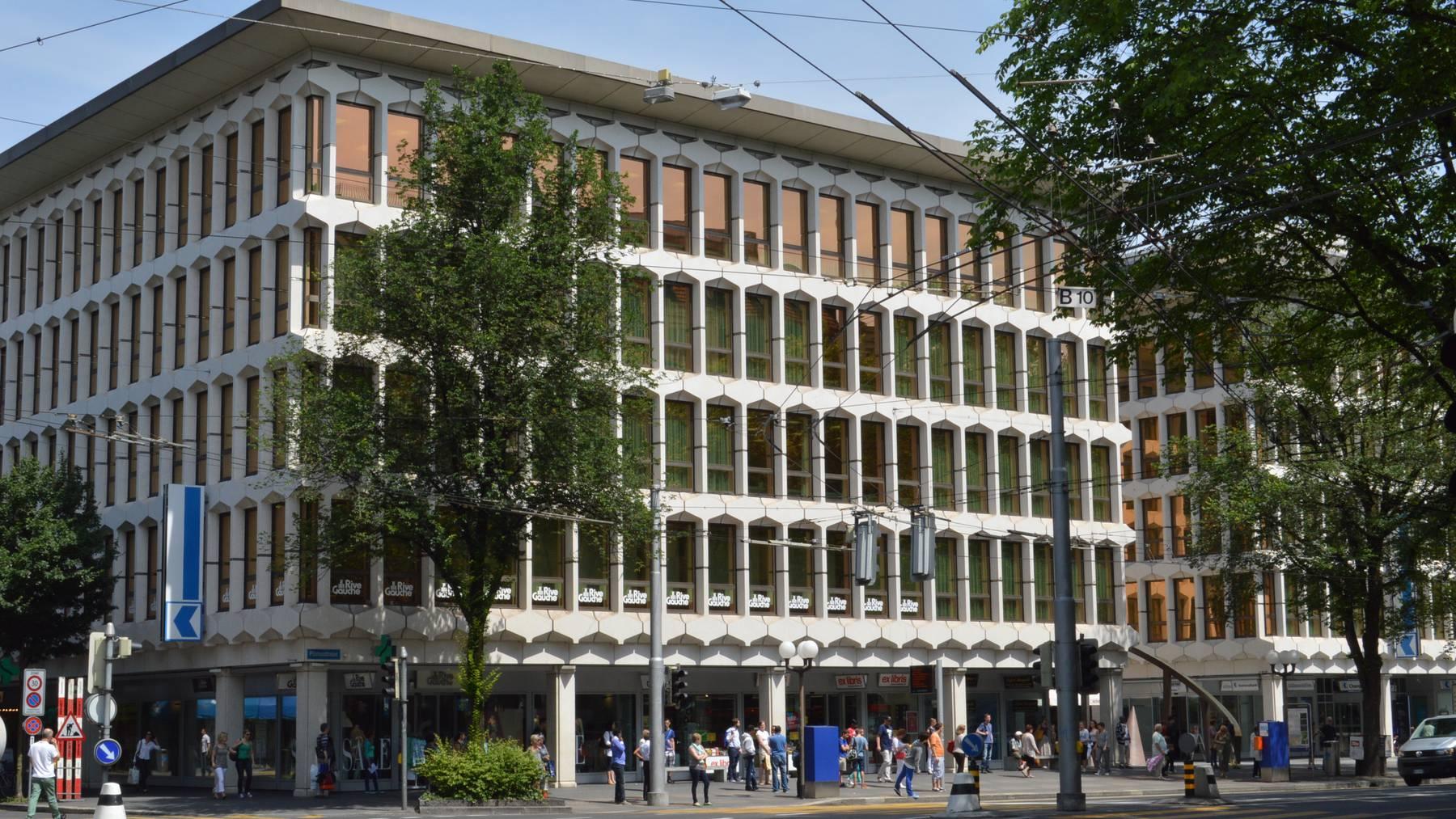 Luzerner Kantonalbank mit 180 Millionen Franken Gewinn