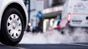 PSI-Forscher bekämpfen die gesundheitsschädlichen Stickoxide in Dieselabgasen. (Symbolbild)