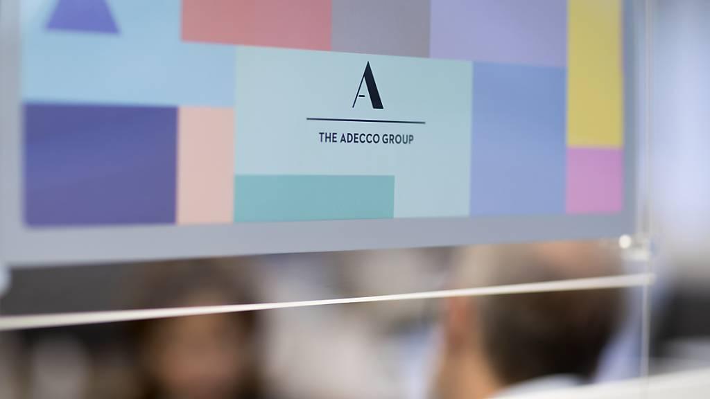 Adecco schreibt trotz Umsatzeinbruch schwarze Zahlen