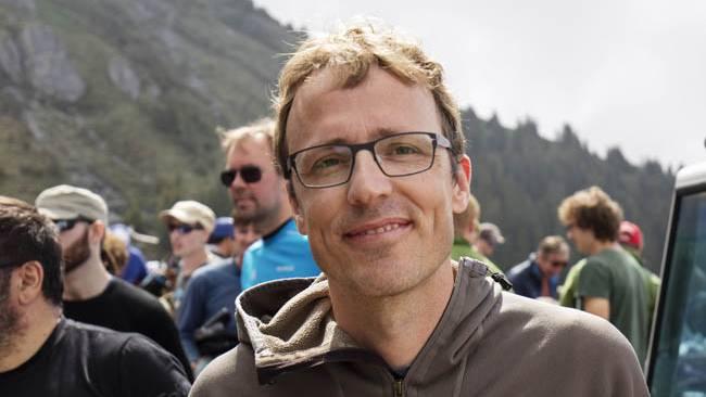 «Ich mag es, wenn man anhand der Wolken die Thermik sieht. Ich kann die Wolken sehr gut lesen.» - Stephan Morgenthaler, Gleitschirmflieger.
