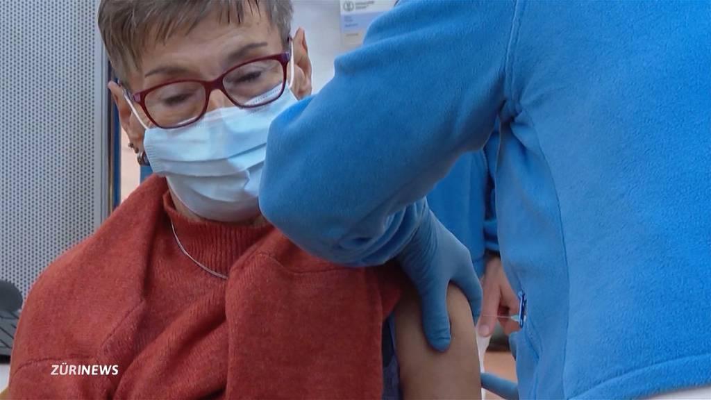 Elf Impfzentren im Kanton Zürich ab April