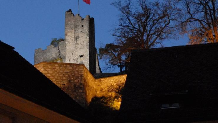 Zentrum: Das Schloss Stein steht im Festmittelpunkt. (wa/archiv)