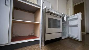 Viele Wohnungen im Kanton Solothurn stehen leer (Archiv)