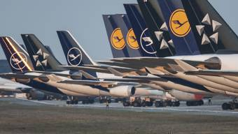 Die Reisebeschränkungen wegen der Corona-Pandemie dürften die Fluggesellschaften in aller Welt noch schwerer treffen als bisher gedacht. So dürften die Passagiererlöse in diesem Jahr voraussichtlich um etwa 55 Prozent geringer ausfallen als noch 2019. (Archiv)