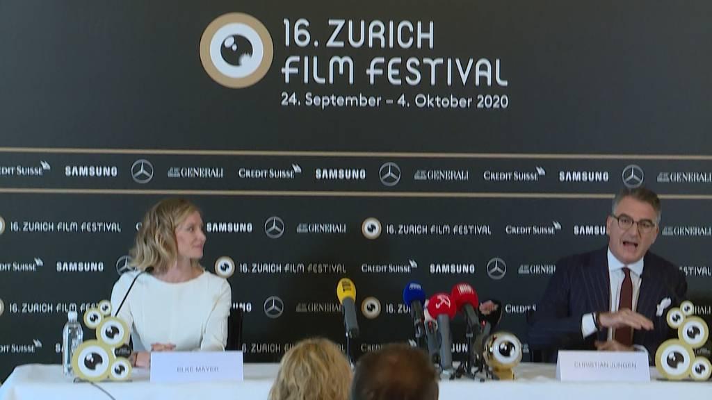 Mit Schutzmassnahmen: Zurich Film Festival 2020 findet trotz Corona statt