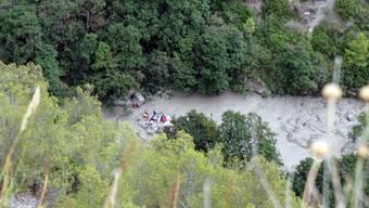 Sturzflut in Kalabrien