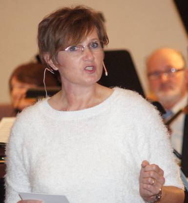 Grussworte zum Neujahr von Gemeindepräsidentin Sandra Rottensteiner