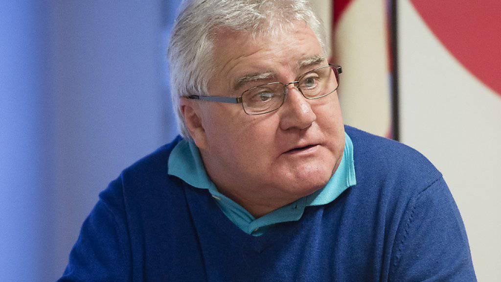 Der neue Stadtpräsident von Moutier, Marcel Winistoerfer. (Archivbild)