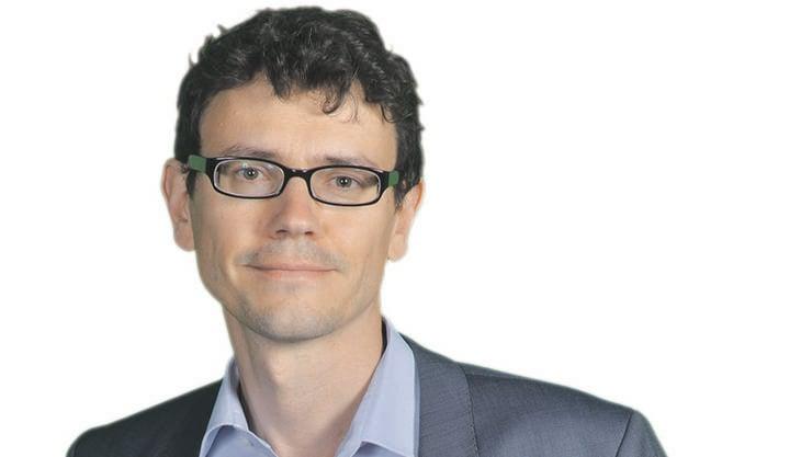 Gieri Cavelty, Stellvertretender Chefredaktor «Nordwestschweiz»